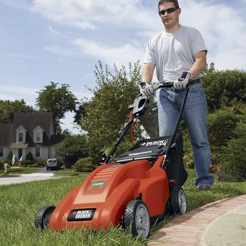 Black and Decker MM1800 Electric Lawn Mower Review
